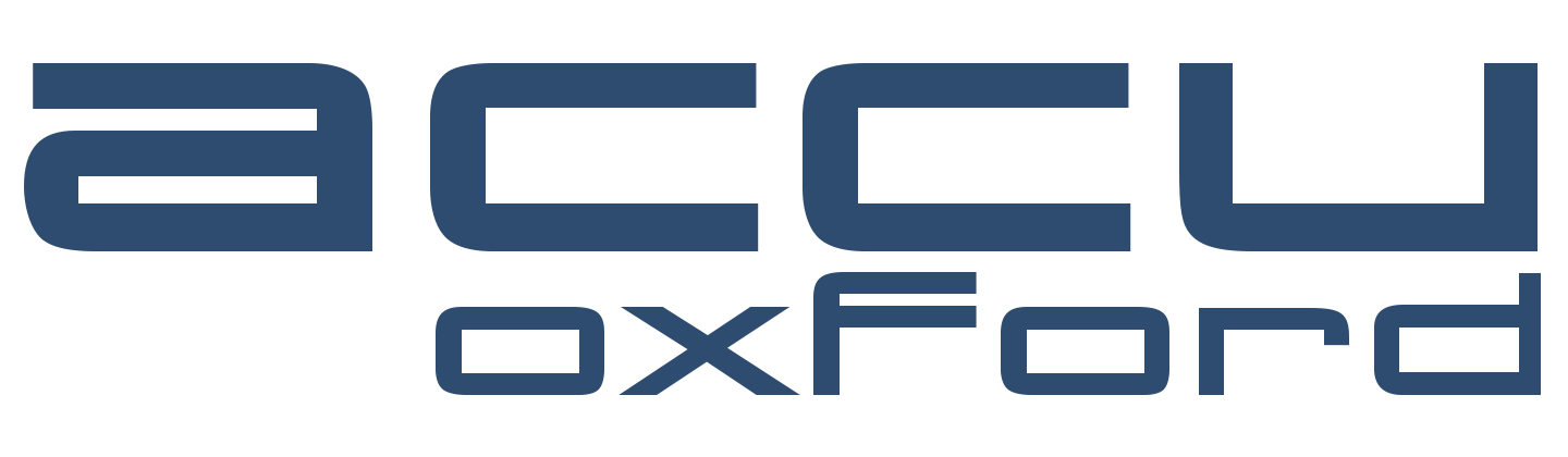 ACCU Oxford logo